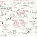 Model Thinking Sketch Notes: Intelligent Citizens of the World