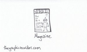 The Graphic Recorder - Visual Vocabulary - Things to Read - Magazine