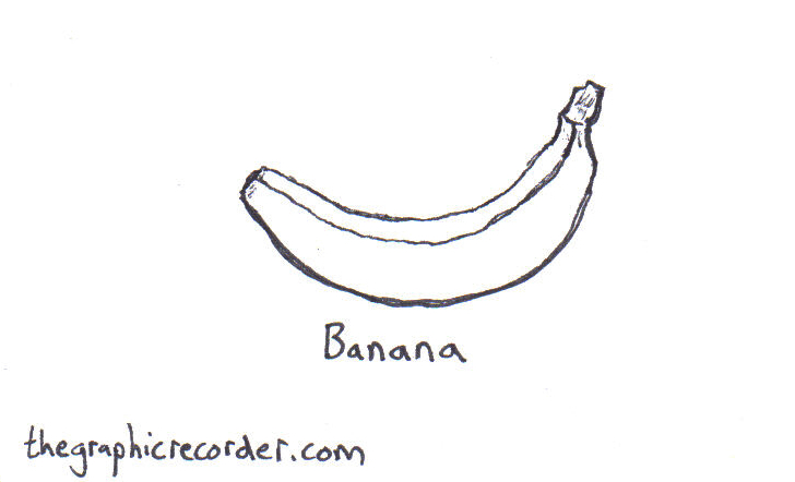 Fruit Sketches The Graphic Recorder