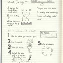 Sketchnotes of the Preface to The Elements of Graphic Design