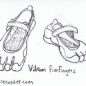 Footwear Sketches