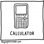 The Graphic Recorder - Visual Vocabulary - Math Toolbox - Calculator