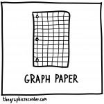 The Graphic Recorder - Visual Vocabulary - Math Toolbox - Graph Paper