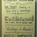 Sketchnotes of Good Life Project Interview with Lisa Congdon