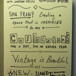 Good Life Project Lisa Congdon Sketchnotes (1) - Jonathat Fields - The Graphic Recorder - Doug Neill Sketchnotes