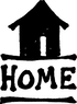 the graphic recorder home sketched icon