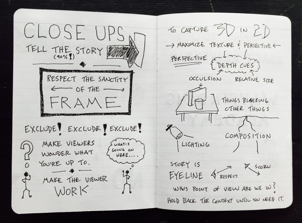Sketchnotes of Barry Braverman Workshop (3)